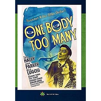 One Body Too Many [DVD] USA import