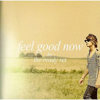 Ready Set - Feel Good Now [CD] USA import