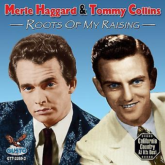 Importación de Merle Haggard y Tommy Collins - raíces de Estados Unidos elevar mi [CD]