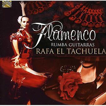 Rafa El Tachuela - Flamenca Rumba Guitarras [CD] USA import