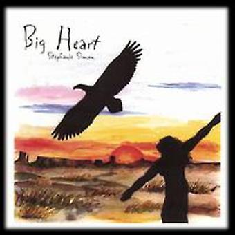 Stephanie Simon - import USA de grand coeur [CD]