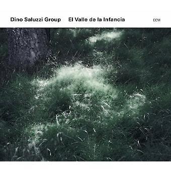 Dino Saluzzi - El Valle De La Infancia [CD] USA import