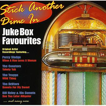 Stick Another Dime in-Juke Box Favourites - Stick Another Dime in-Juke Box Favourites [CD] USA import