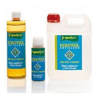 Specipez Kontrol (fish, treatment and maintenance of the water)