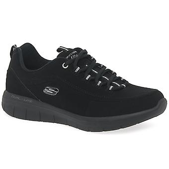 Skechers Synergy 2.0 Side Step Womens Sports Trainers