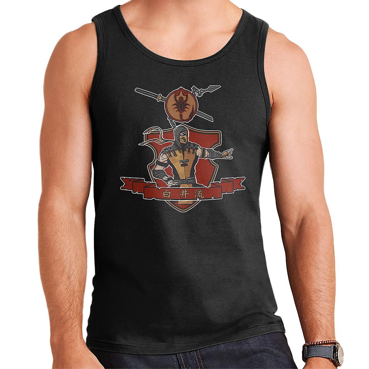 Shirai Ryu Mortal Kombat Men's Vest