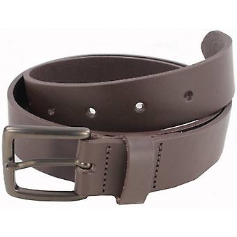 Peter Werth Bailey Leather Belt  - Brown