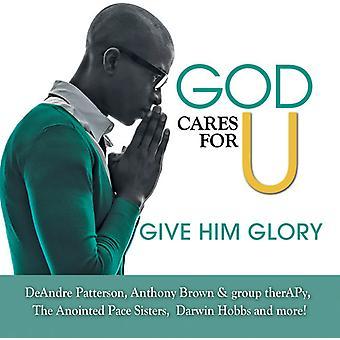 Gud bekymrer sig for U-Giv ham ære - Gud bekymrer sig for U-Give ham herlighed [CD] USA import