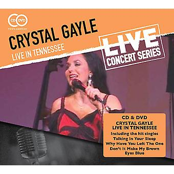 Crystal Gayle - Gayle krystal-bor i Tennessee [CD] USA import