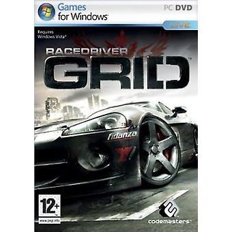 Race Driver GRID (PC DVD) (Käytetty)
