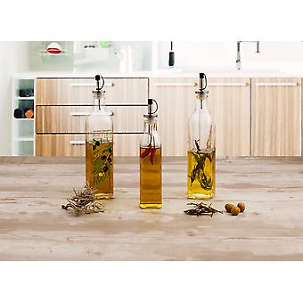 Quid Aceitera vidrio 25 cl renova (Home , Kitchen , Kitchen tools , Cruets and Spices)