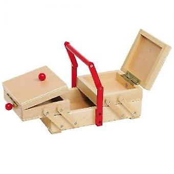 Goki Sewing box (Toys , Educative And Creative , Design And Mode , Jewerly)