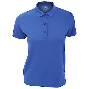 Gildan Womens/Ladies Performance Sport Double Pique Polo Shirt