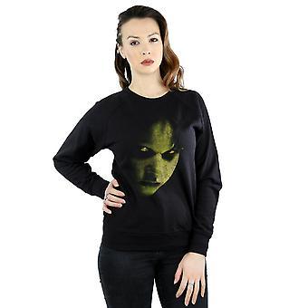 The Exorcist Women's Regan Face Sweatshirt