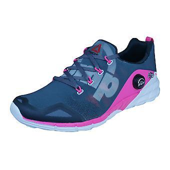 Reebok ZPump Fusion 2.0 Womens Running Trainers - Grey