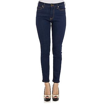 Anglomania ladies DS0IW6 Blau cotton of jeans