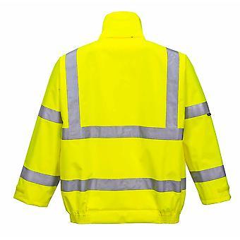 sUw - 極端なやあ Vi 安全作業服ジャケット