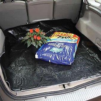 Strong & Robust Car Boot Liner with corner handles & eyelets 140x140cm