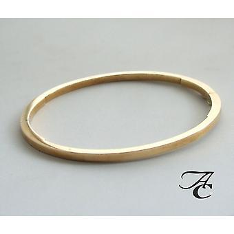 Geel gouden slavenarmband Atelier Christian