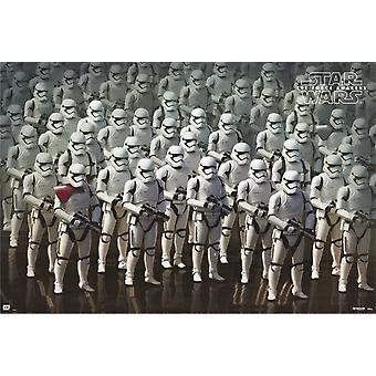 Star Wars Stormtroopers 2 Poster Poster afdrukken