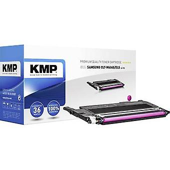 KMP Toner cartridge replaced Samsung CLT-M406S Compatible