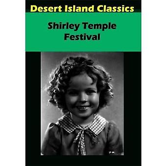 Shirley Temple Festival [DVD] USA import