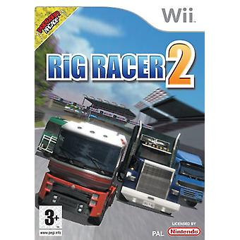 Rig Racer 2 (Wii) - Factory Sealed