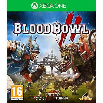 Blood Bowl 2 jeu Xbox 1