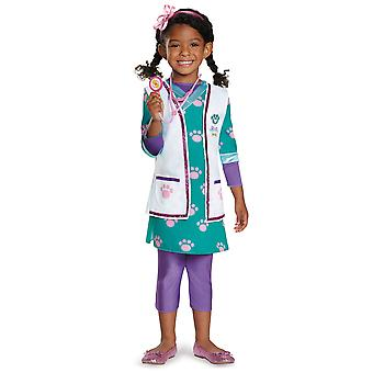Doc Pet Vet Deluxe Disney Doc McStuffins Hospital Dress Up Girls Costume