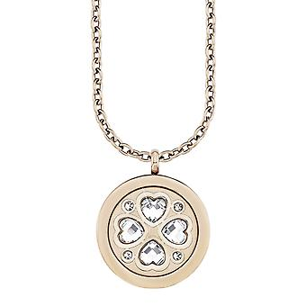 s.Oliver jewel ladies chain stainless steel IP rose gold SO1268/1 - 524438