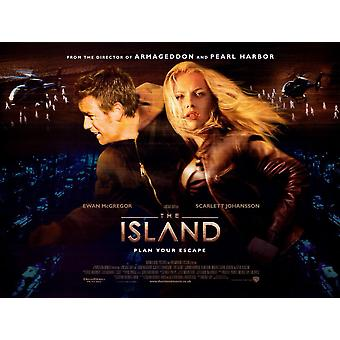 The Island Movie Poster (11 x 17)