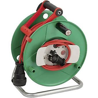 Cable reel 40 m Red PG plug Brennenstuhl 1188470