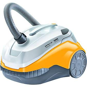 Bagless vacuum cleaner Thomas Perfect Air Animal Pure 1,600 W White, Yellow