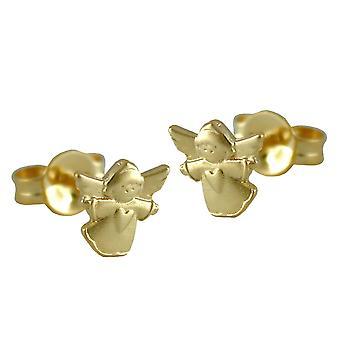 Orecchini orecchino Angelo Angelo volanti Angeli, 9 KT oro 375