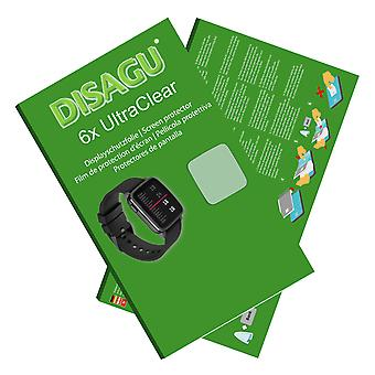 Pebble time 2 screen protector - Disagu Ultraklar protector