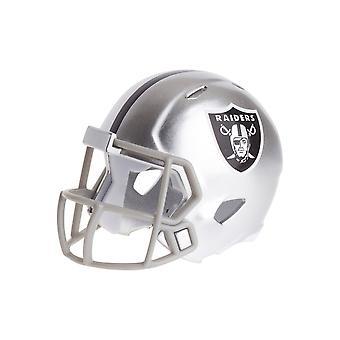 Riddell speed pocket football helmets - NFL Oakland Raiders