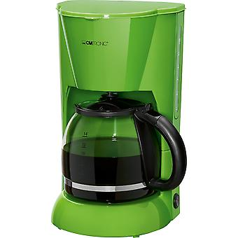 Clatronic coffee maker 12-14 cups green 3473 KA