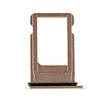 Gull SIM Card brett med vanntett pakning For iPhone 8 pluss