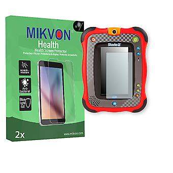 Vtech Storio 2 Cars 2 Edition Screen Protector - Mikvon Health (Retail Package with accessories)
