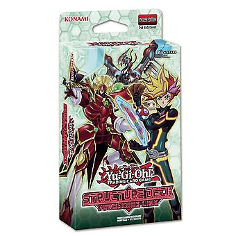 Yu-Gi-Oh! Powercode Link Structure Deck Card Game