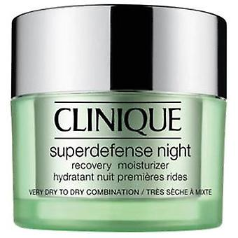 Clinique Superdefense Moisturizing Night Cream Cell recovery pns 50 ml