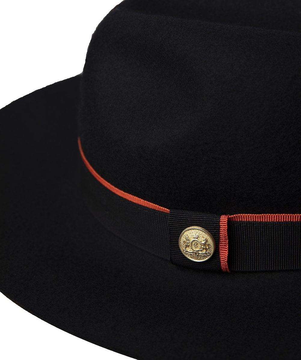 f626e1375 Holland Cooper Grayson Trilby Hat With Band