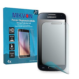 Samsung I9195 Galaxy S4 mini LTE Screen Protector - Mikvon Armor Screen Protector (Retail Package with accessories)