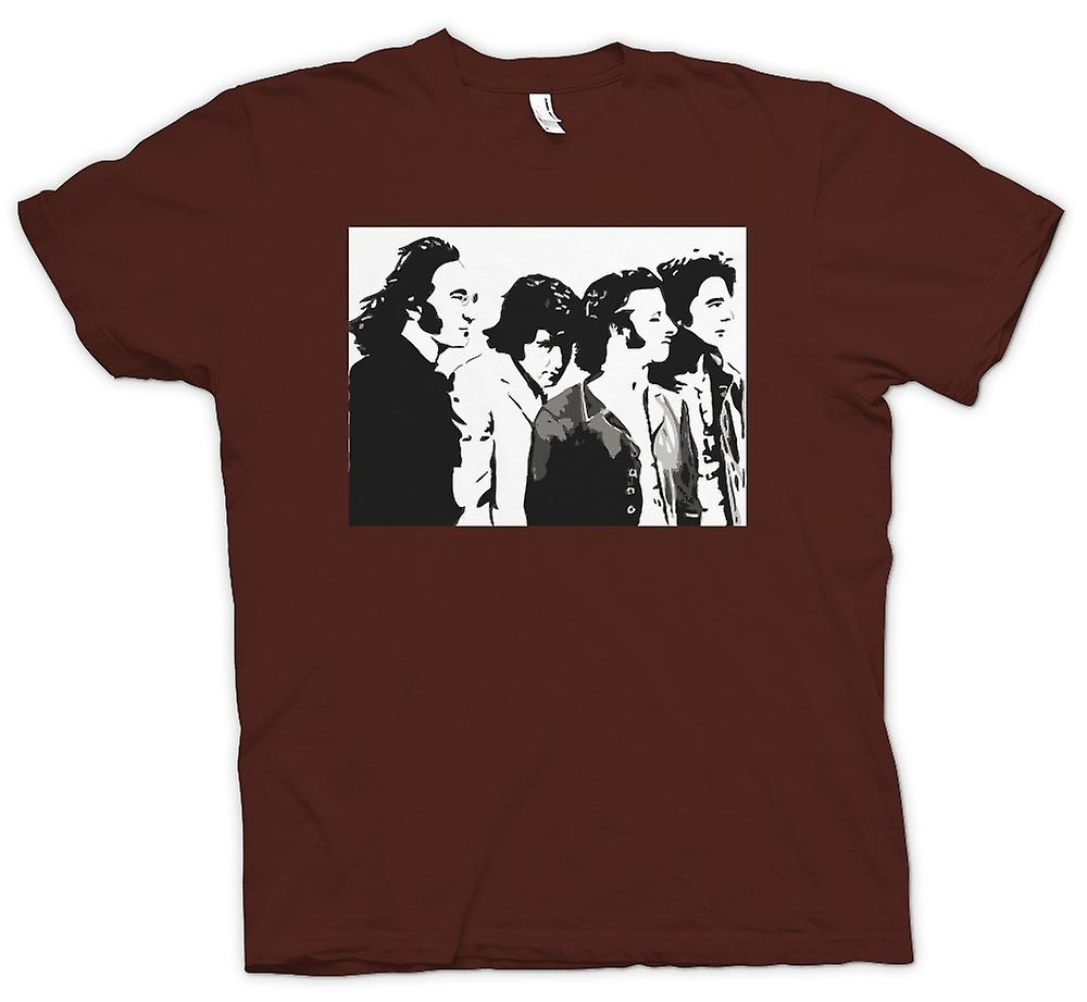 Mens T-shirt - The Beatles - Band - Pop Art