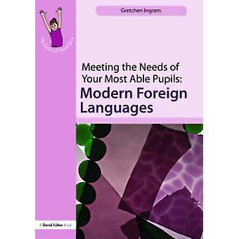 Satisfacer las necesidades de los alumnos más capaces - idiomas extranjeros modernos