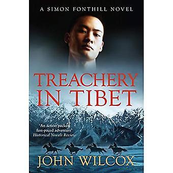 Trahison au Tibet (la série de Fonthill Simon)