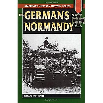 Germans in Normandy (Stackpole Military History)
