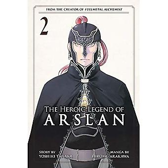 Heroic Legend of Arslan 2, The (The Heroic Legend of Arslan)