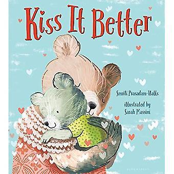 Kiss It Better [Board book]