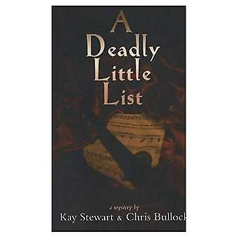 A Deadly Little List